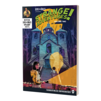 KIDS ON BIKES: STRANGE ADVENTURES VOLUME 2