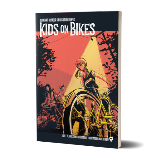 Renegade Games Studios KIDS ON BIKES