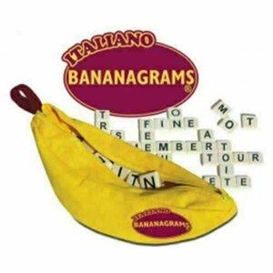 EVEREST TOYS BANANAGRAMS ITALIAN