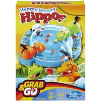 GRAB & GO: HUNGRY HUNGRY HIPPOS