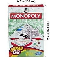 GRAB & GO: MONOPOLY