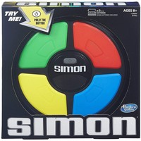 SIMON CLASSIC ELECTRONIC MEMORY GAME