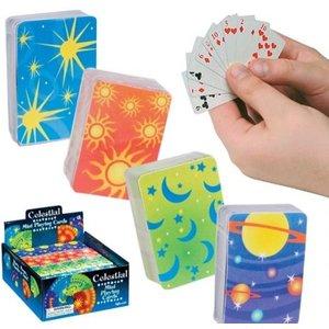 TOYSMITH GROUP BIN-MINI PLAYING CARDS