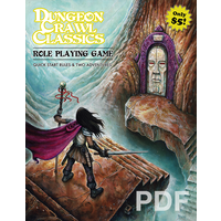 DUNGEON CRAWL CLASSICS:  QUICK START RULES