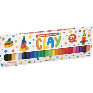 TOYSMITH GROUP MODELING CLAY (24 colors)