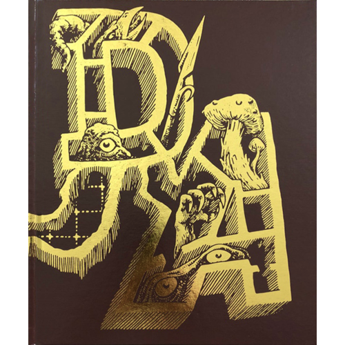 Goodman Games DUNGEON CRAWL CLASSICS:  ALPHABET FOIL ED