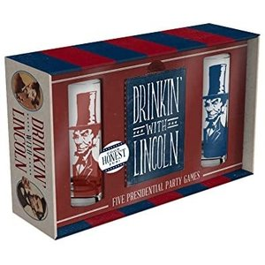 Chronicle Books DRINKIN' WITH LINCOLN