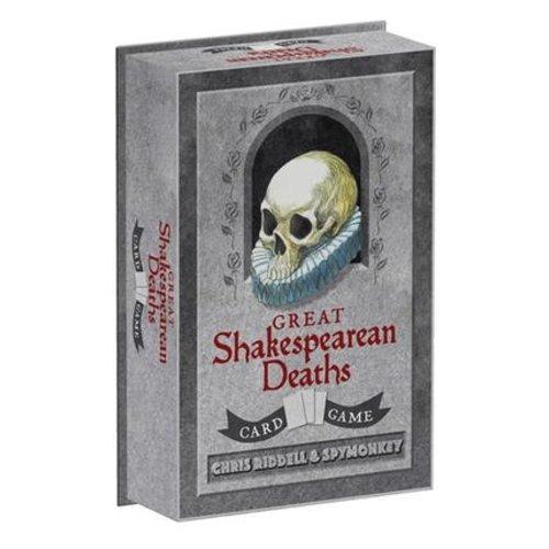 HACHETTE/CHRONICLE/MUDPUPPY GREAT SHAKESPEAREAN DEATHS