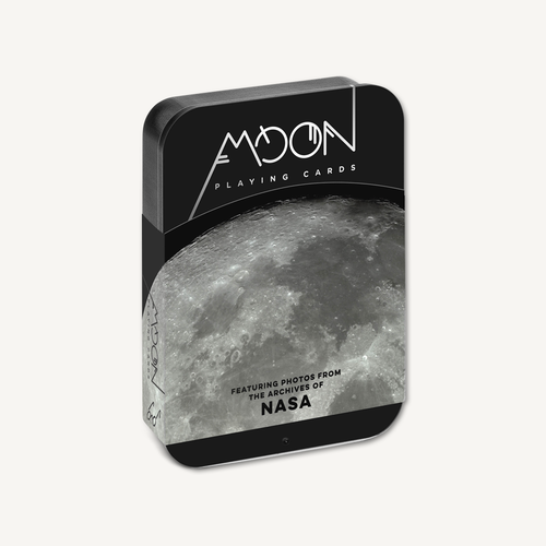 HACHETTE/CHRONICLE/MUDPUPPY MOON PLAYING CARDS