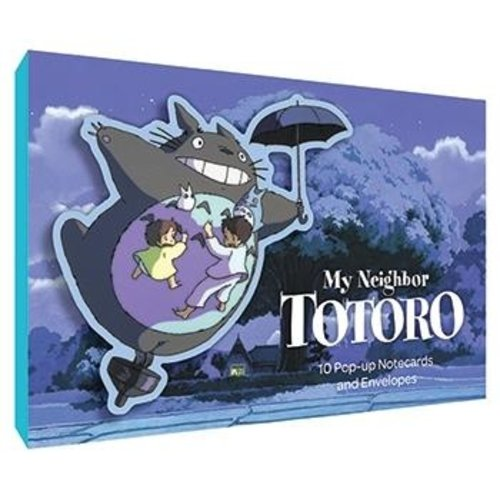HACHETTE/CHRONICLE/MUDPUPPY MY NEIGHBOR TOTORO NOTECARDS