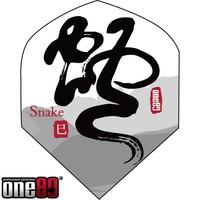 FLIGHT CHINESE ZODIAC SNAKE (Set of 3)