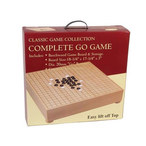 JOHN HANSEN COMPANY GO GAME CHEST COMPLETE