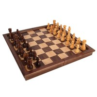 "CHESS SET 3.5"" TOURNAMENT (17.5""x17.5"")"