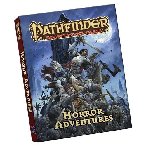 Paizo Publishing PATHFINDER: HORROR ADVENTURES (POCKET EDITION)