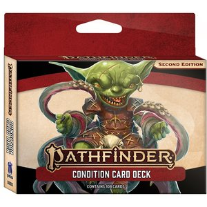 Paizo Publishing PATHFINDER 2ND EDITION: CONDITION CARD DECK