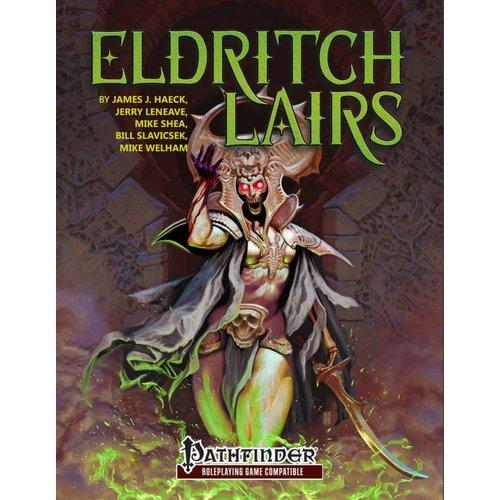 Kobold Press PATHFINDER: ELDRITCH LAIRS