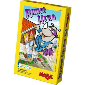 HABA USA RHINO HERO