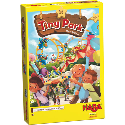 HABA USA TINY PARK