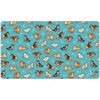 PLAYMAT: SHIBAS - BLUE