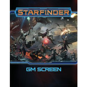 Paizo Publishing STARFINDER GM SCREEN