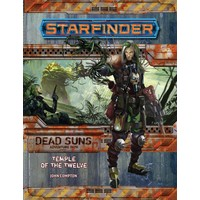 STARFINDER ADVENTURE PATH DEAD SUNS #2: TEMPLE OF THE TWELVE