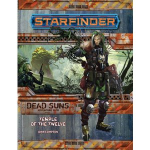 Paizo Publishing STARFINDER ADVENTURE PATH DEAD SUNS #2: TEMPLE OF THE TWELVE