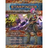 STARFINDER ADVENTURE PATH DEAD SUNS #5: THE THIRTEENTH GATE
