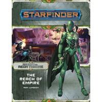 STARFINDER: ADVENTURE PATH: AGAINST THE AEON THRONE 1 - THE REACH OF EMPIRE