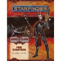 STARFINDER ADVENTURE PATH #13: DAWN OF FLAME 1 - FIRE STARTERS
