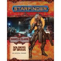 STARFINDER ADVENTURE PATH #14: DAWN OF FLAME 2 - SOLDIERS OF BRASS