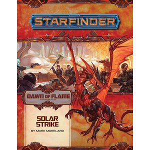 Paizo Publishing STARFINDER ADVENTURE PATH #17: DAWN OF FLAME 5 - SOLAR STRIKE