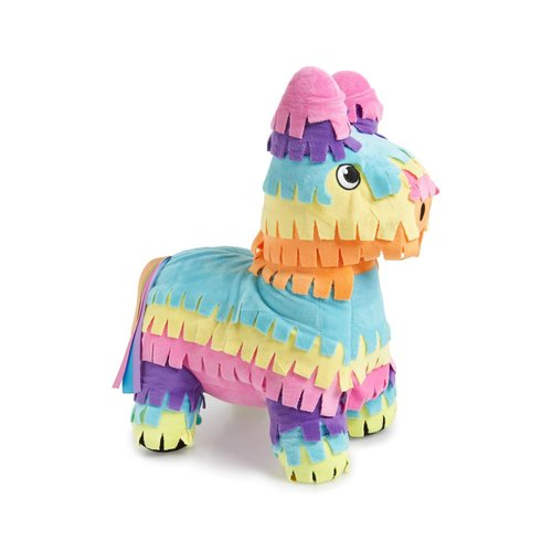 ISCREAM PINATA PILLOW with STORAGE POUCH