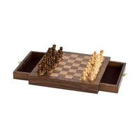 "CHESS SET 2"" FRENCH MAGNETIC on 10""/1.75"" BOARD"