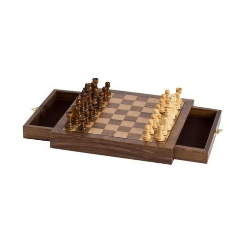 "CHH QUALITY PRODUCTS CHESS SET 2"" FRENCH MAGNETIC on 10""/1.75"" BOARD"