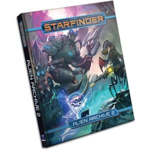 Paizo Publishing STARFINDER ALIEN ARCHIVE 2