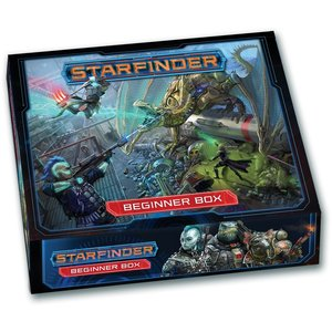Paizo Publishing STARFINDER RPG BEGINNER BOX