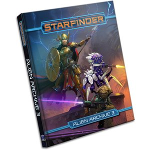 Paizo Publishing STARFINDER ALIEN ARCHIVE 3