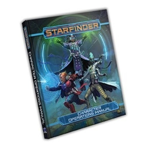 Paizo Publishing STARFINDER: CHARACTER OPERATIONS MANUAL