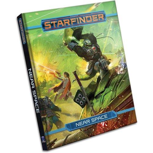 Paizo Publishing STARFINDER: NEAR SPACE