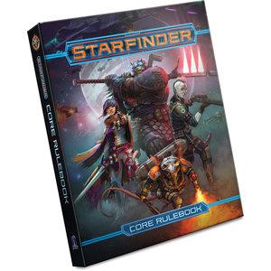 Paizo Publishing STARFINDER: CORE RULES