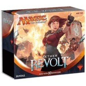 Wizards of the Coast MTG AETHER REVOLT BUNDLE