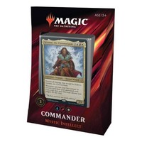 MTG: 2019 - MYSTIC INTELLECT - COMMANDER DECK
