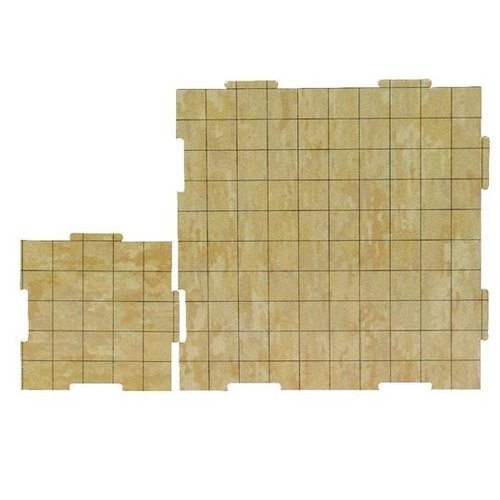 Role 4 Initiative DRY ERASE DUNGEON TILES: EARTHTONE COMBO PACK