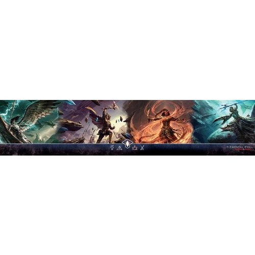 Gale Force Nine D&D 5E: ELEMENTAL EVIL - PRINCES OF THE APOCALYPSE DM SCREEN