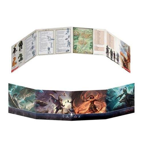Gale Force Nine D&D 5E: ELEMENTAL EVIL - PRINCES OF THE APOCALYPSE DM SCREEN