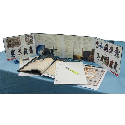 Gale Force Nine D&D 5E: TYRANNY OF DRAGONS -HOARD OF THE DRAGON QUEEN DM SCREEN