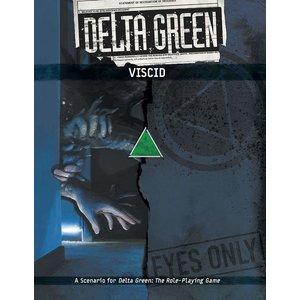 Arc Dream Publishing DELTA GREEN VISCID
