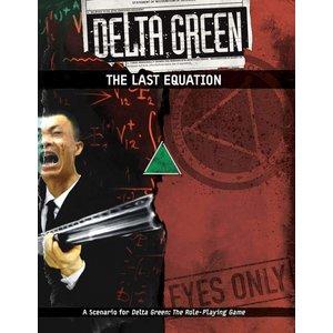 Arc Dream Publishing DELTA GREEN LAST EQUATION