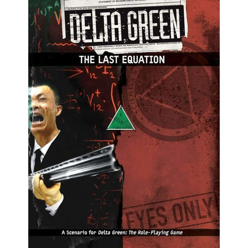 Arc Dream Publishing DELTA GREEN LAST EQUATION
