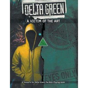 Arc Dream Publishing DELTA GREEN VICTIM OF THE ART